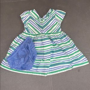 Gymboree Dress and Bloomers set